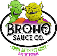 Bro Ho Hot Sauce